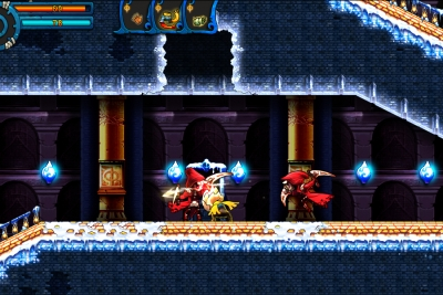 Valdis Story - Abyssal City: Stylish Action Platforming